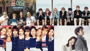 Knet bình chọn thần tượng, diễn viên, phim truyện và TV Show xuất sắc nhất nửa đầu 2017
