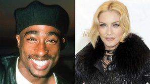 Bức thư Tupac Shakur dành cho Madonna: lời khước từ tình yêu vì khác biệt màu da