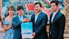 Dự án điện ảnh Việt - Hàn tiếp theo sẽ do Lý Hải đồng đạo diễn