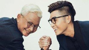 """Jun Phạm """"cấm tiệt"""" bố sử dụng mạng xã hội vì sợ anti fan công kích"""
