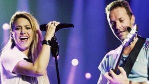 Coldplay và Shakira - màn song ca bùng nổ Global Citizen Festival