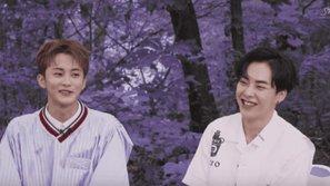 Xiumin (EXO) và Mark (NCT) chia sẻ về lần hợp tác trong ca khúc mới