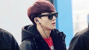 Ngắm phong cách thời trang tại sân bay của Chen (EXO)