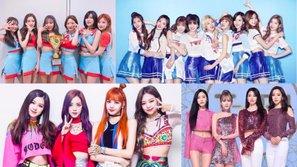 BXH giá trị thương hiệu girlgroup tháng 7: TWICE đánh mất ngôi hậu, T-ara tái xuất trong Top 5