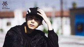 Hyungwon tạm ngừng hoạt động với Monsta X