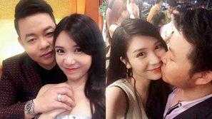 Sau scandal lộ ảnh nhạy cảm, Quang Lê và bạn gái 9X