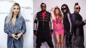 Thực hư tin đồn CL gia nhập nhóm nhạc Mỹ - The Black Eyed Peas