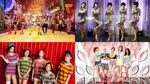 5 girlgroup Kpop lọt top 100 ca khúc của các nhóm nữ hay nhất mọi thời đại  do Billboard bình chọn