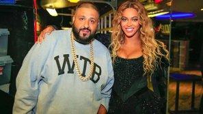 Hãnh diện vì thành tích của mình nhưng DJ Khaled vẫn tự nhận thua kém Beyonce