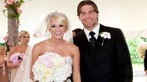 Carrie Underwood cùng ông xã Mike Fisher kỷ niệm 7 năm ngày cưới