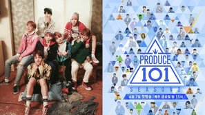 """BTS và """"Produce 101"""" dẫn đầu bảng xếp hạng từ khóa hot nhất Twitter Hàn Quốc nửa đầu 2017"""