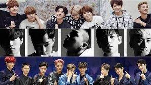 Những câu slogan đầy ý nghĩa giữa các nhóm nhạc nam Kpop và fan