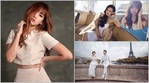 Thị phi bủa vây Hari Won - cô ca sĩ lai thành công nhất showbiz Việt