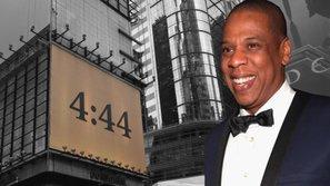 Hé lộ sự thật đằng sau chứng nhận đĩa bạch kim cho album 4:44 của Jay Z