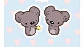 """Hai """"bé Koala"""" của BTS - họ là ai?"""