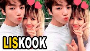Người hâm mộ nhiệt tình gán ghép: JungKook (BTS) &  Lisa (BLACKPINK ) trở thành cặp đôi mới của làng giải trí Kpop