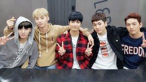 NU'EST xác nhận phát hành ca khúc mới vào tuần sau mà không có Hwang Minhyun