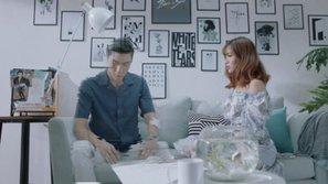 Bích Phương kết hợp cùng đạo diễn MV Nơi này có anh