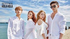 """Sau hàng loạt thành tích siêu khủng, KARD cuối cùng cũng chịu tung MV debut chính thức """"Hola Hola"""""""