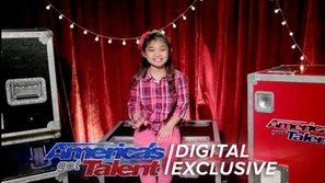 Cô bé 9 tuổi vượt qua bệnh tật giành nút vàng America's Got Talent mùa 12