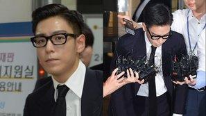 T.O.P (Big Bang) chân thành gửi lời xin lỗi đến người hâm mộ sau khi nhận án phạt cuối cùng từ tòa án