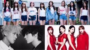 """DIA, VIXX LR và Nine Muses cùng tiến vào """"tâm bão"""" KPOP tháng 8"""