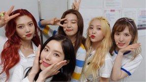 Red Velvet đã giành chiến thắng đầu tiên cho
