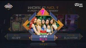 """M! Countdown 20/7: Red Velvet giành chiến thắng thứ 2, EXO và KARD đồng loạt """"lên sàn"""""""