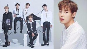 Ha Sung Woon (Wanna One) cảm thấy có lỗi khi không thể quảng bá cùng HOTSHOT