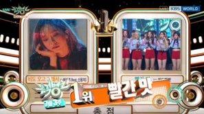 Red Velvet giành chiến thắng thứ 3 với