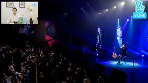 Đại diện ứng dụng trực tiếp V Live: Sức hút của Sơn Tùng đã vươn ra ngoài khu vực châu Á