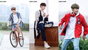 Bae Jin Young, Yoon Ji Sung và Park Woo Jin đốn tim fan trong teaser mới nhất của Wanna One