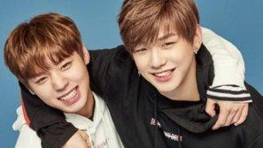 Bộ đôi Kang Daniel và Park Ji Hoon (Wanna One) trở thành khách mời của show tạp kỹ đài JTBC