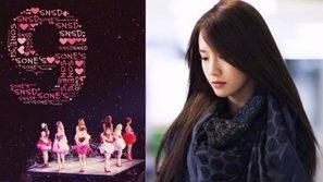 """Sau lần Jessica nhắc đến SONE, Yoona bất ngờ đăng hình về """"số 9 huyền thoại"""" lên Instagram"""