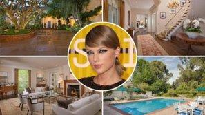 Chiêm ngưỡng căn biệt thự vừa được công nhận di tích lịch sử của Taylor Swift