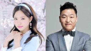 """Hé lộ lý do PSY chọn ngọc nữ Apink để thực hiện MV """"New Face"""""""