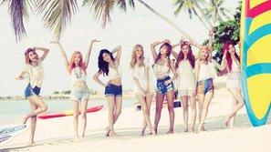 Những nhóm nhạc thần tượng nữ bán được nhiều album nhất trên BXH Hanteo