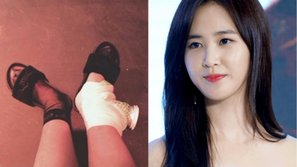 Chấn thương chân bất ngờ của Yuri đang đe dọa màn comeback của SNSD