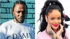 """Kendrick Lamar và Rihanna """"tình bể bình"""" trong MV mới"""