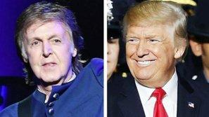Huyền thoại âm nhạc Paul McCartney sẽ phát hành ca khúc lên án tổng thống Donald Trump
