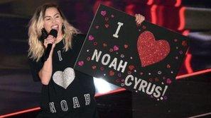 Miley Cyrus hào hứng chờ đợi màn kết hợp với em gái Noah Cyrus