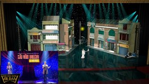 Chơi lớn, Mr Đàm đầu tư đến 3 tỷ đồng để phục dựng bối cảnh Sài Gòn xưa cho liveshow kỉ niệm hơn 20 năm ca hát