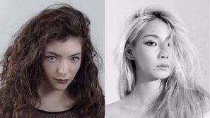Lorde bày tỏ mong muốn hợp tác với CL