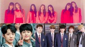 """Girlgroup CLC tiết lộ là """"fan ruột"""" của nhóm NU'EST từ rất lâu"""