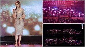 Xem Mỹ Tâm trình diễn mà cứ ngỡ SNSD tổ chức concert tại Việt Nam