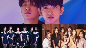 Album mới của JJ Project, DreamCatcher và GFRIEND chào sân Billboard's World Albums