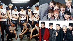 Xếp hạng các album K-Pop trên iTunes, ai mới là ông hoàng?