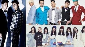 """Điểm danh 7 nhóm nhạc vượt qua """"lời nguyền 7 năm"""" mà vẫn giữ vững phong độ"""