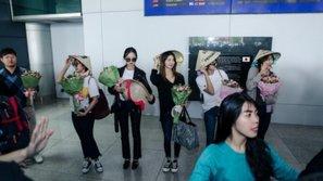Những dấu ấn mà sao Hàn để lại mỗi dịp sang Việt Nam