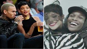 Đường tình duyên trắc trở của Rihanna gắn liền với những người yêu điển trai, thành đạt